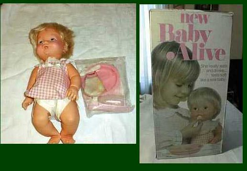 1970's Baby Alive Doll | by twitchery
