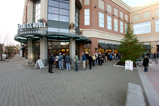 Glenn Beck book signing at Barnes & Noble, West Hartford, CT | by WNPR - Connecticut Public Radio