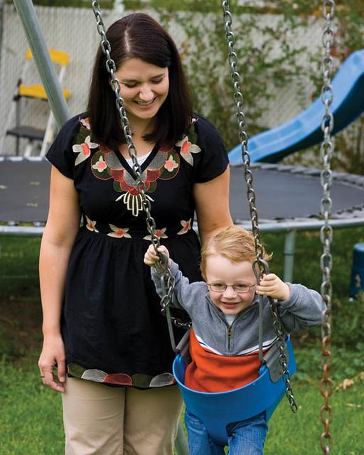 Mormon Mom Child   Flickr - Photo Sharing!
