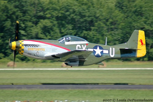 "1945 North American P-51D Mustang ""Gunfighter"" -- Commemorative Air Force - Great Plains Wing (44-73264) 