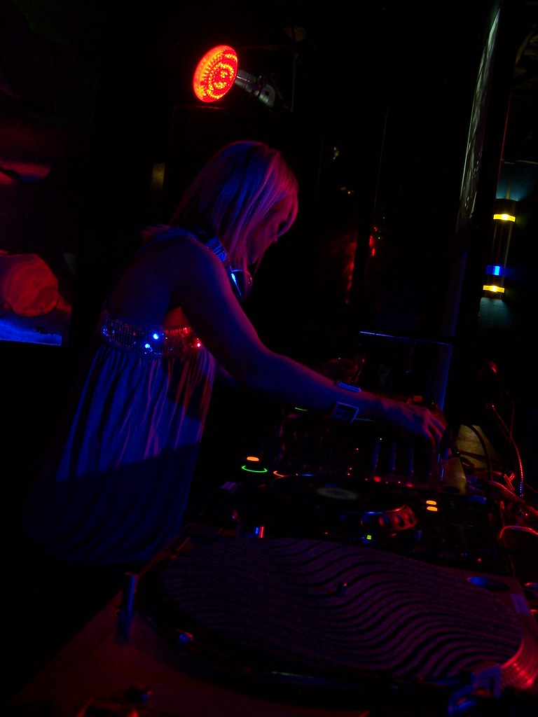 Anne Savage Horizon Fridays The Warehouse Nightclub