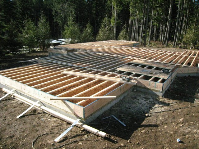 Floor Joists Layout Steve Grey Flickr