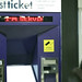 Media Surfaces: The Journey: ticket machines that calm down the queue