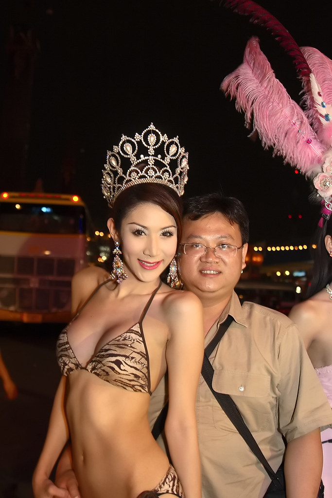 Знакомство с ледибоями в таиланде