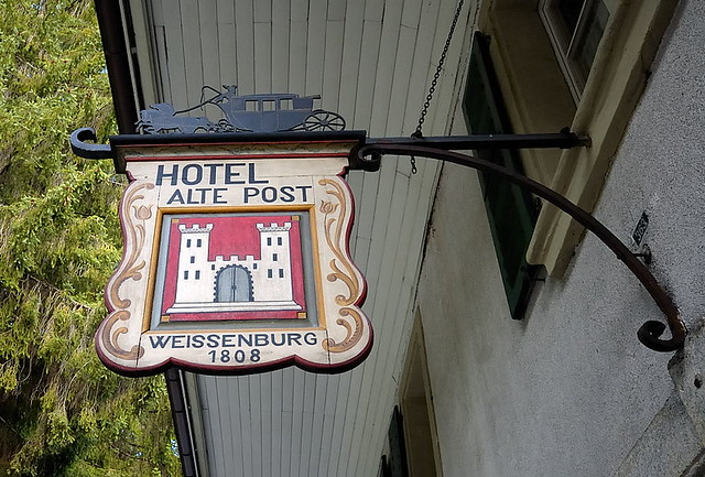 Hotel Alte Post Fruhstuck