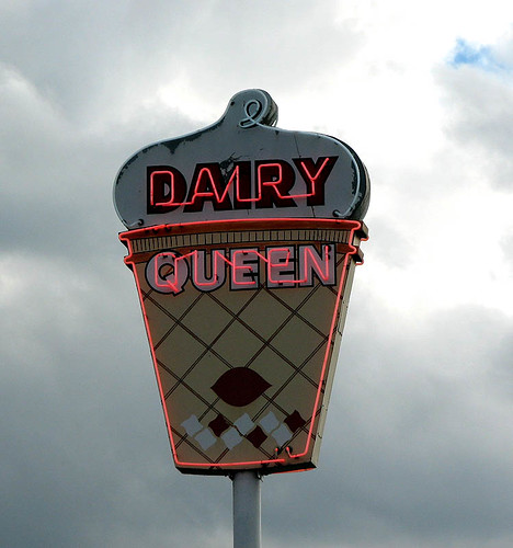 Vintage Dairy Queen 113