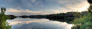 Ardingly Reservoir Panoramic Sunset 2 | by oindypoind