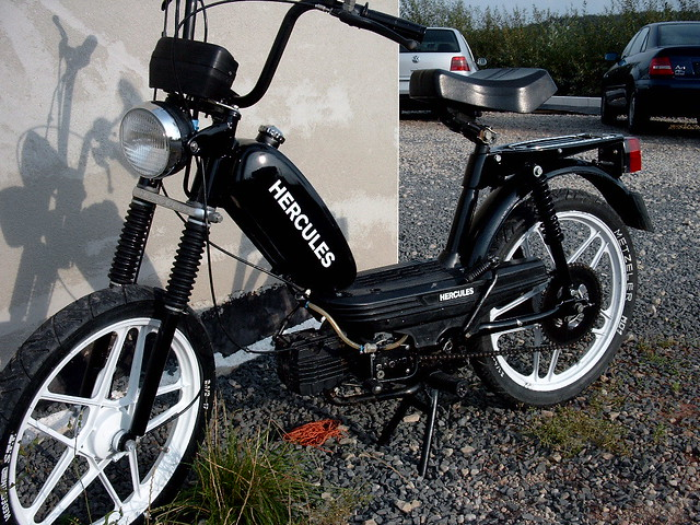 hercules prima 5s moped waldi flickr. Black Bedroom Furniture Sets. Home Design Ideas