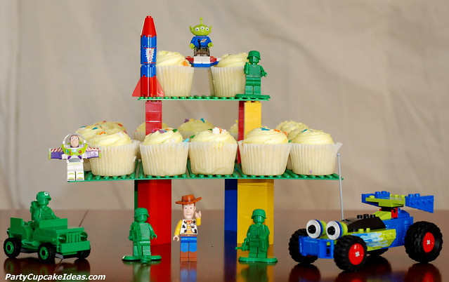 Lego Cake Stand Instructions