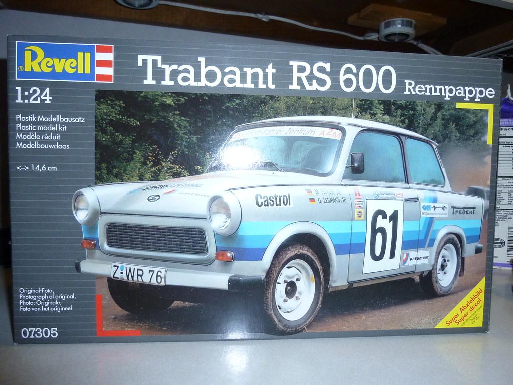 Trabant Rally Model Revell Gmbh Charlie Bigsby Flickr