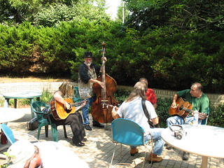 Folk Music Group | by Chris Breeze