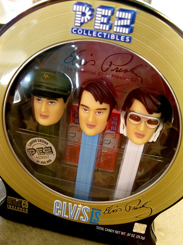 elvis pez (collector's edition) | by hmmlargeart