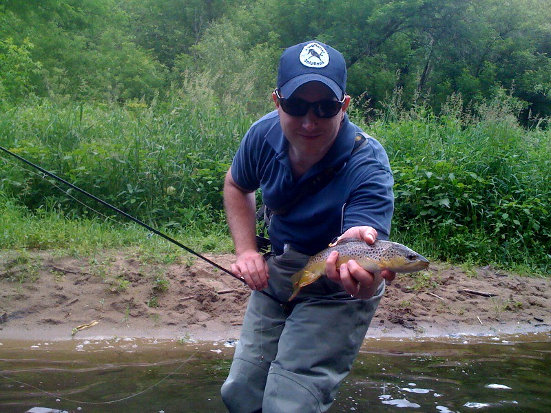 River Fishing For Big Cats