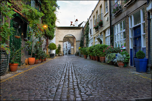Kynance Mews, London SW7 | by John Parfrey