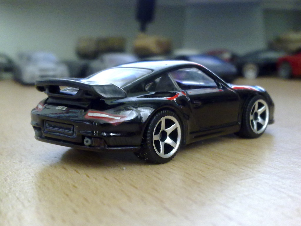 hotwheels porsche 911 gt2 storm shadow flickr. Black Bedroom Furniture Sets. Home Design Ideas