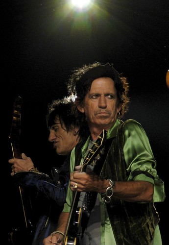 Ron Wood & Keith Richards | by Paint.It.Black