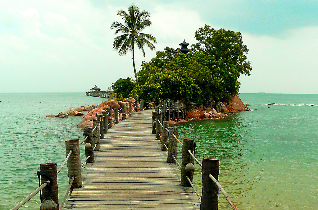 Batam Island Beach Resorts