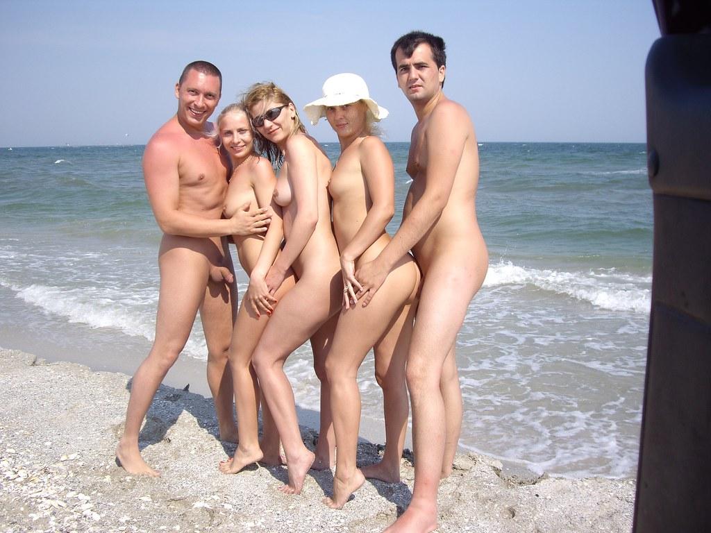 фото нудистов на пляжах