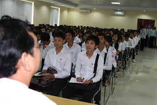 ECCC lecture on 12 Nov 2010 | by Extraordinary Chambers in the Courts of Cambodia
