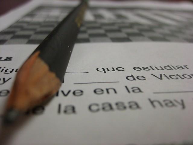 homework in spanish