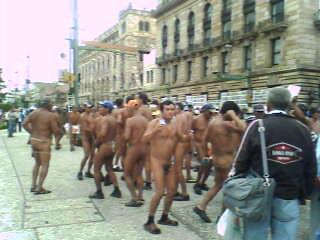 Desnudos en las calles de mexico 2 - 1 part 4