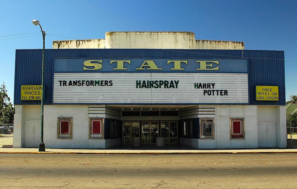 State Theater Woodland Ca Happyshooter Joe M Flickr
