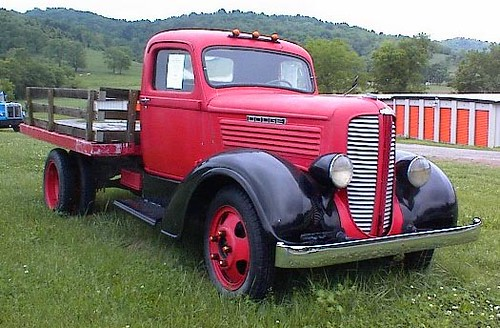 dodge farm truck from 1938 this old farm truck sat beside flickr. Black Bedroom Furniture Sets. Home Design Ideas