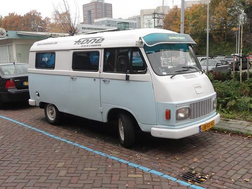 1973 Hanomag Henschel F20 D Camper 8 November 2010
