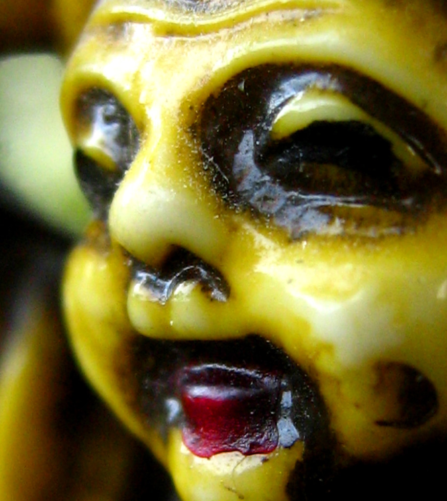 Black Plague Yellow | One creepy little guy. | Jakob ... Creepy Pictures