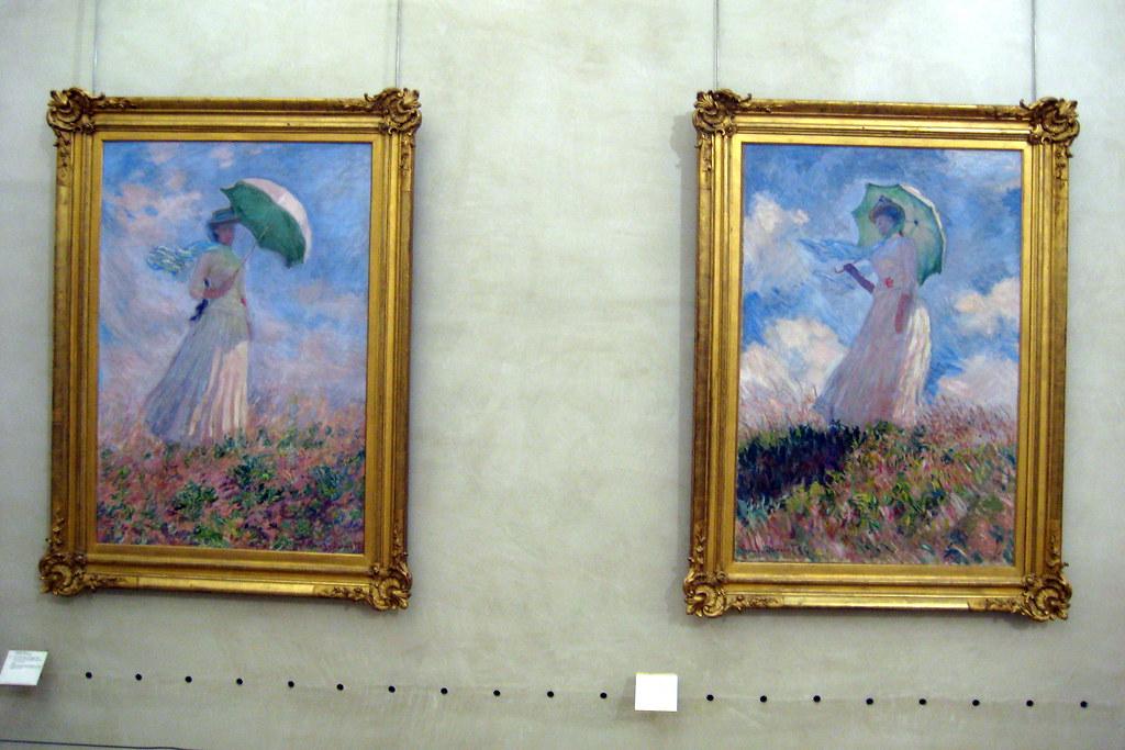 Paris Mus 233 E D Orsay Claude Monet S Eessai De Figure En Flickr