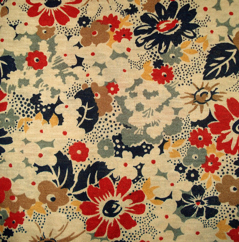 Vintage Fabric | by pat&cake