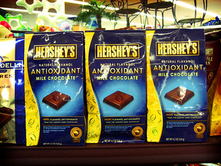 Healthy Antioxident Milk Chocolate? | by .imelda