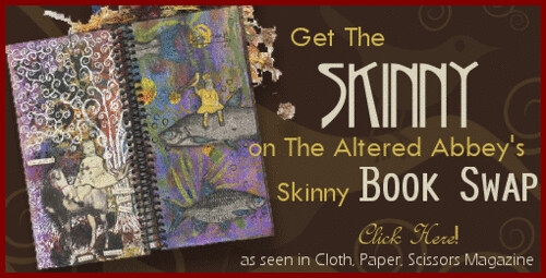 Skinny Book Swap! | by ArtByChrysti