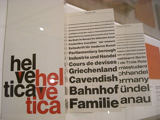 Original Helvetica brochure | by WordRidden