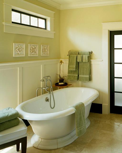Colors For Master Bathroom: Kohler's Free Standing Curved