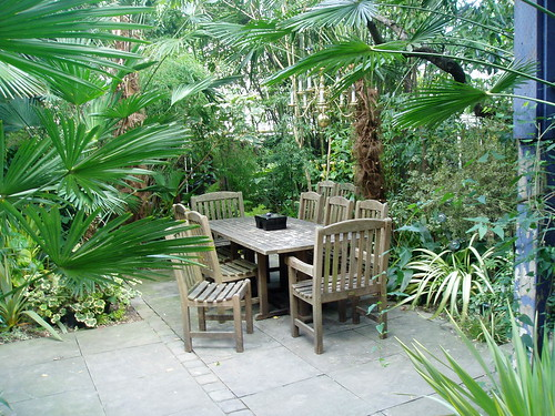 Hogan Back Patio | by RHR Horticulture