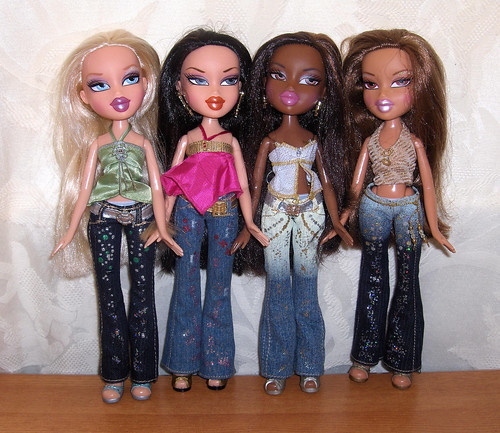 Bratz passion 4 fashion fall 2006 1st outfits flickr photo sharing Bratz fashion look and style doll