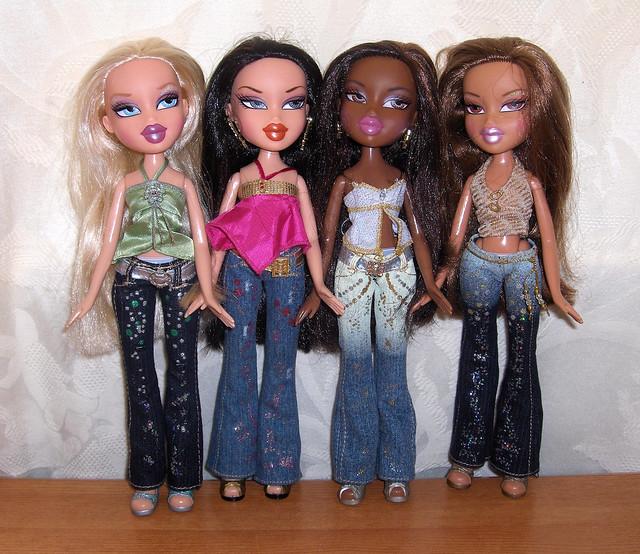 Bratz Passion 4 Fashion Fall 2006 - 1st outfits | Bratz UK ...