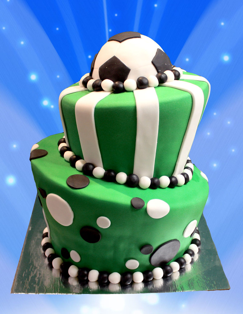 Football Cake Decorating Ideas How To Make : football cake Svetlana Nikolova Flickr
