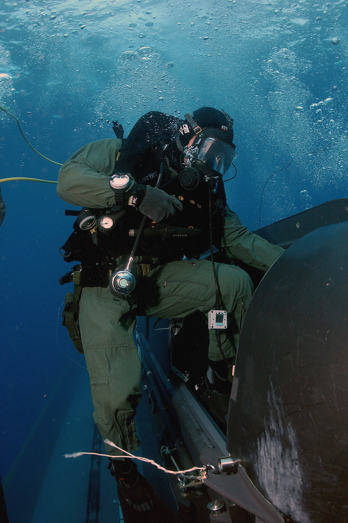 Public Domain Navy Seals Training By Andrew Mckaskle Usn