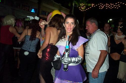 Guavaween Festival Ybor City Tampa Girl In Funky