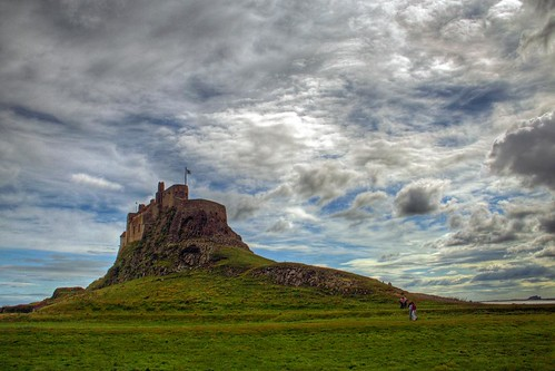 Lindisfarne Castle, Holy Island...... | by Tall Guy