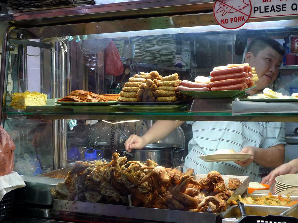 Nasi Lemak: Market Street Nasi Lemak