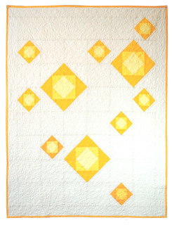 Yellow Bloom Quilt | by Carson Converse