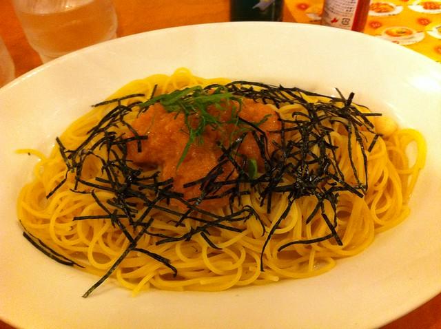 たらこスパゲッティの画像 p1_5