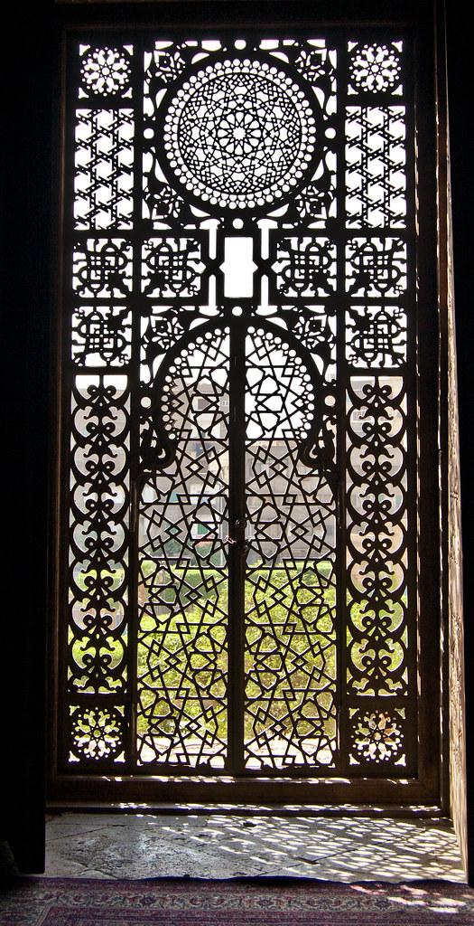 Arabesque Window Nathan Schmidt Flickr