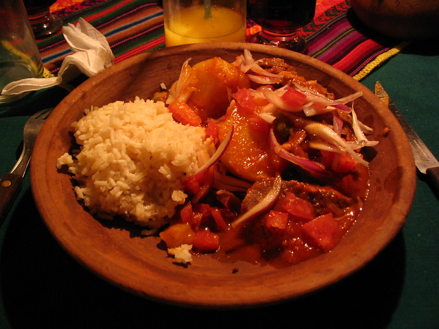 Langue de boeuf bolivienne flickr photo sharing - Comment cuisiner la langue de boeuf ...