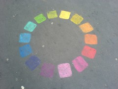 Color wheel | by clotilde