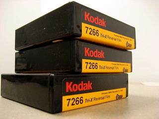 Rolls of 16mm Film | by Chris Campbell