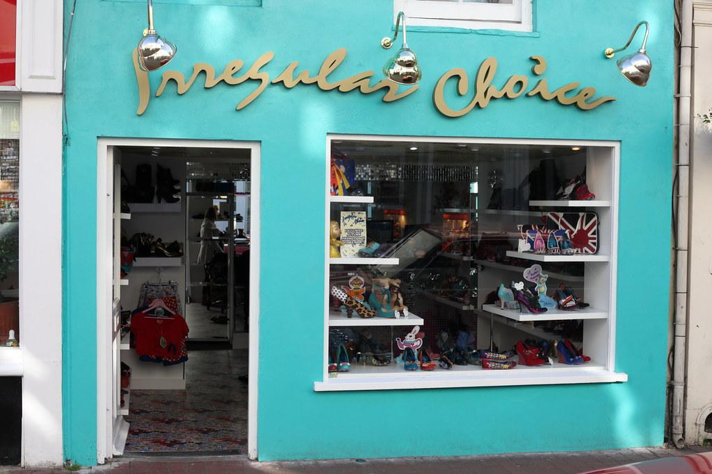 Bond Street Shoe Shop Brighton